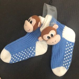 🌟NEW🌟 La Senza monkey socks size 6